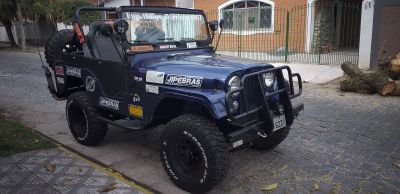 Jeep Willy Overland Equip