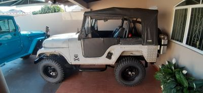 Jeep willys 64