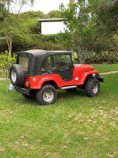 Jeep (Ford/Willys) - 1973