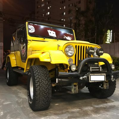 Jeep Willys Bernardão V6
